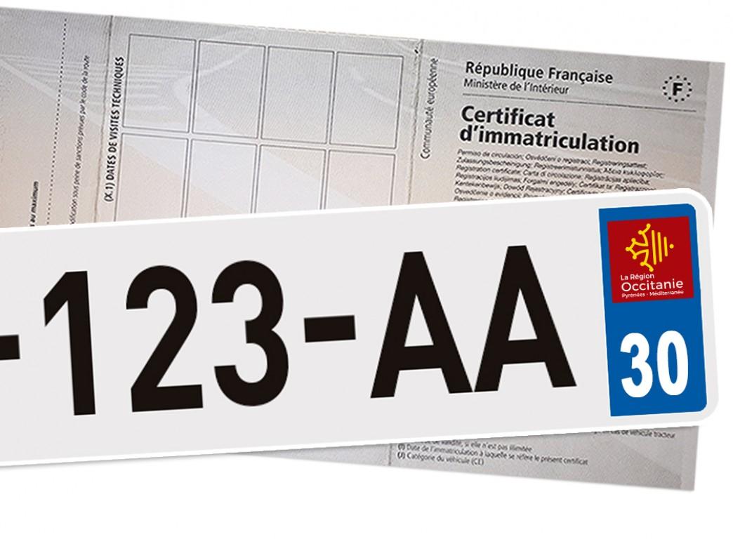 tarif carte grise gard Prix carte grise Gard (30)   Tarif cheval fiscal