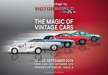 Salon Automobile de Francfort 2019