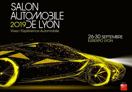 Salon automobile de Lyon 2019