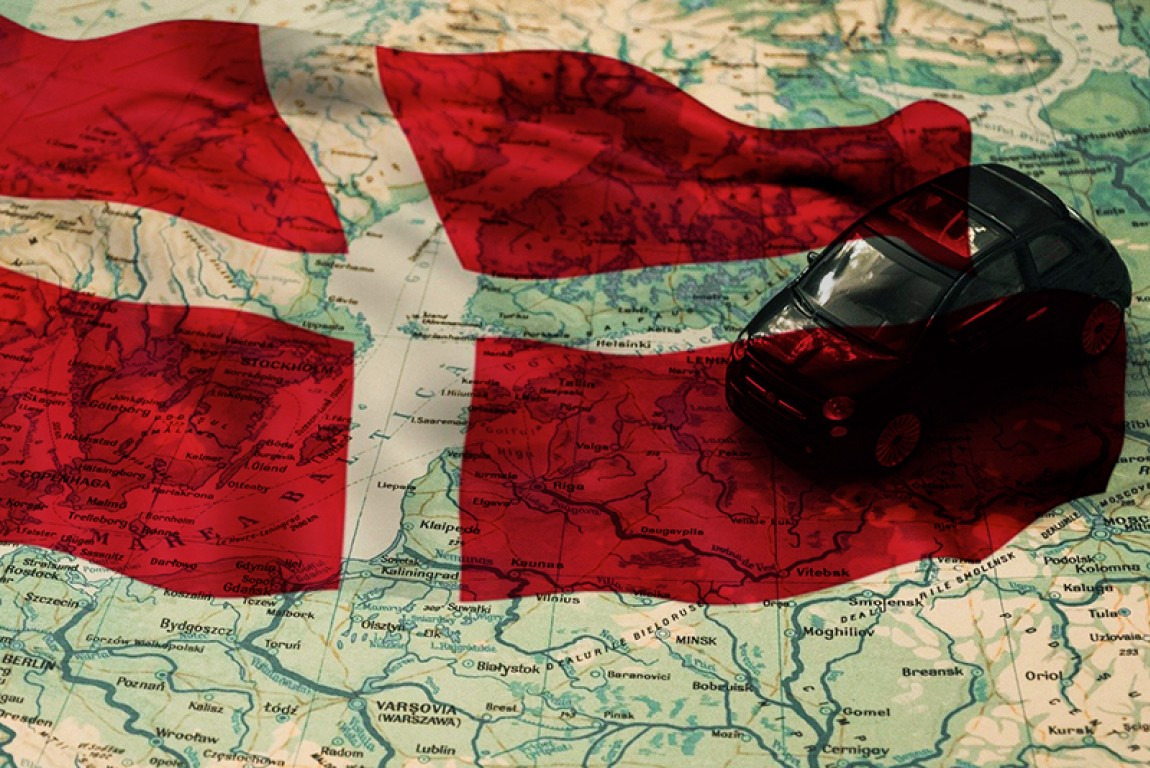 Immatriculation D Une Voiture Importee Du Danemark